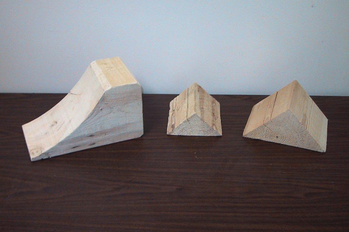 Wedge Blocks
