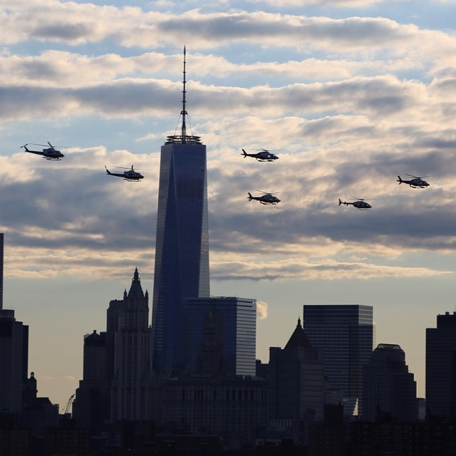 #helicoptershowdown #nyc #july4th #tigerheli #grammasters3