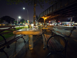Grabbed a quick #timelapse on #queensblvd and added #holochess with _eric_cine #chess #queens #starw