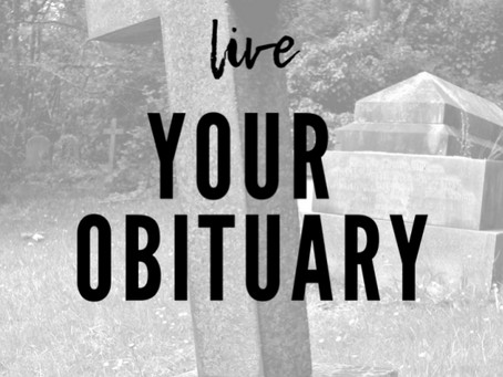 What I've Learned From Writing Obituaries