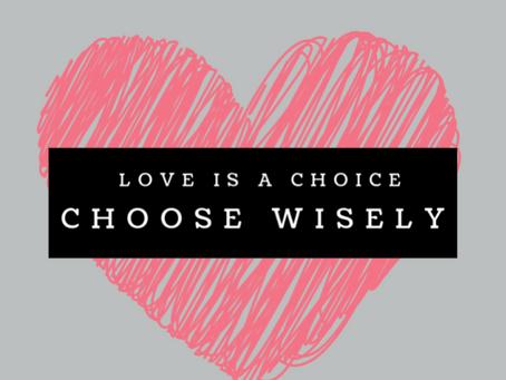 Choose to Love