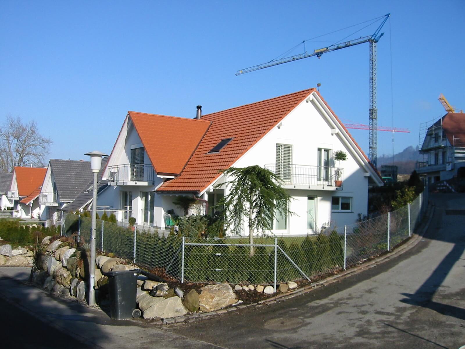 EFH Wannächer, Wettswil