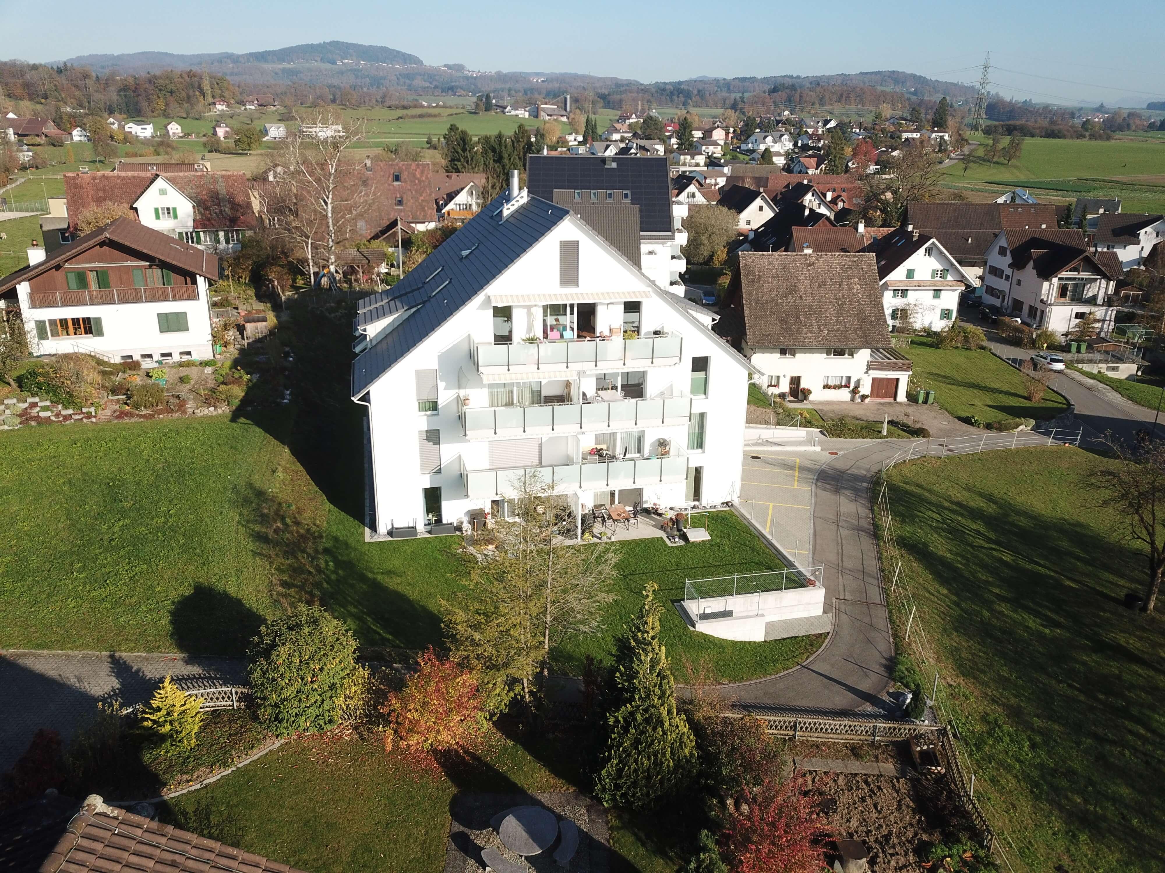 MFH Schmitten-/Wolserstrasse, Obfeld