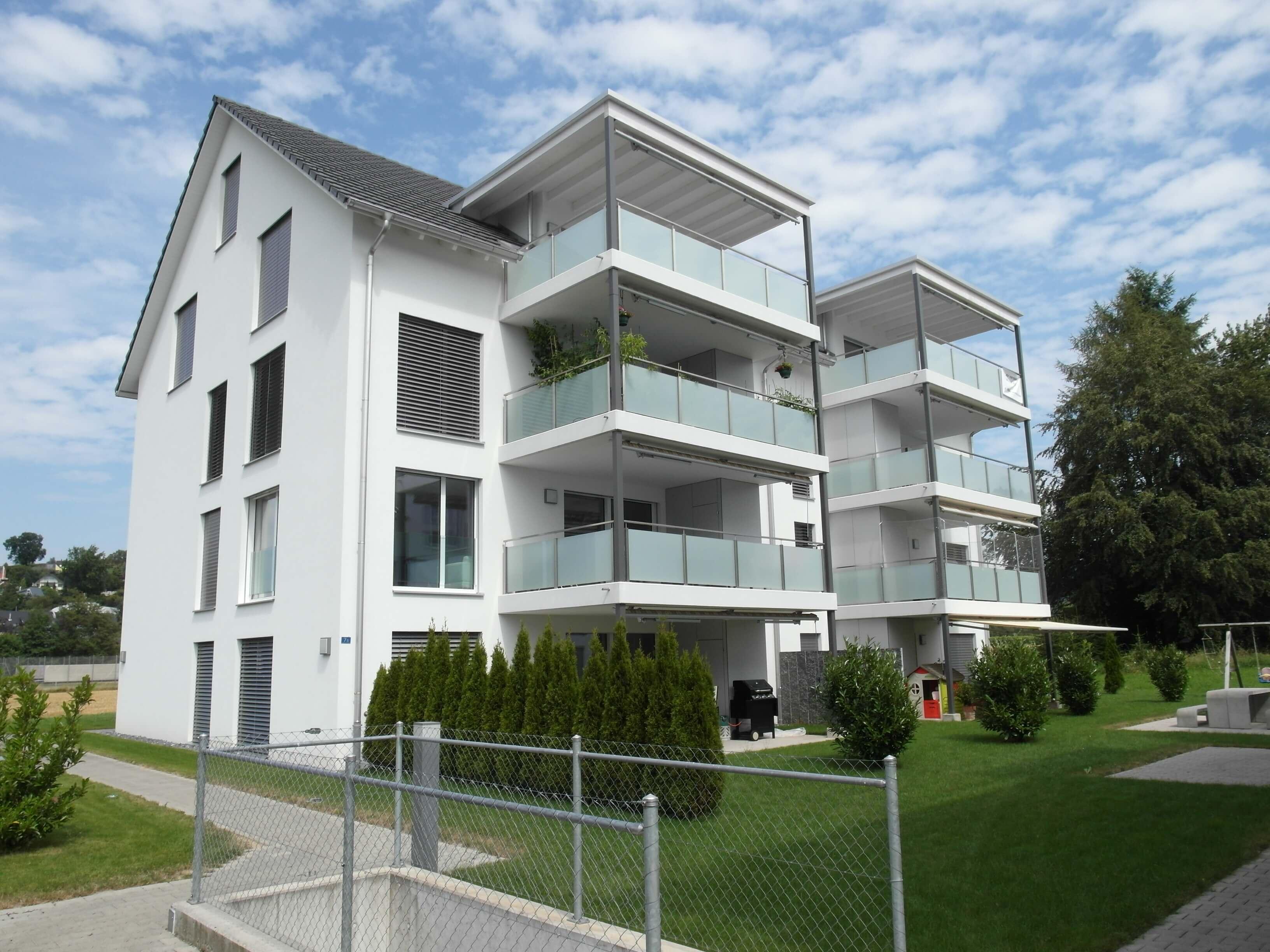 MFH Talstrasse, Hirschthal