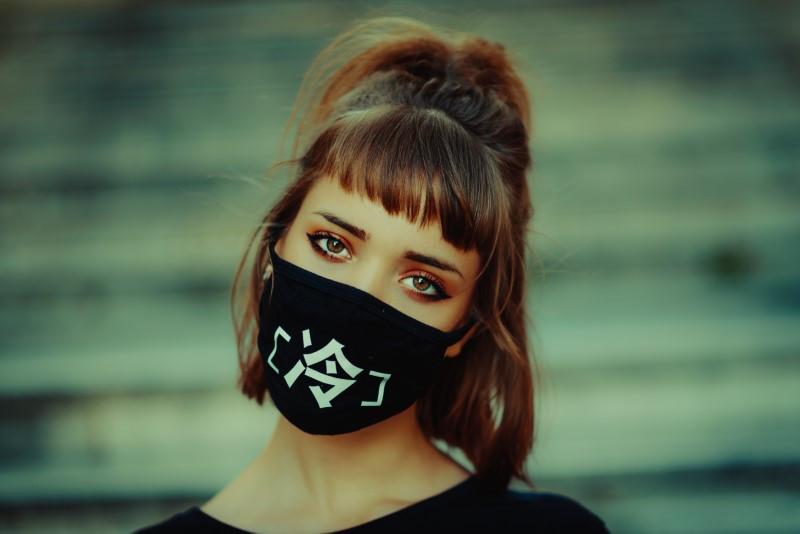 Bőrápolás maszk viseléséhez