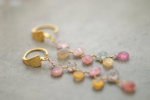 Earrings Farfalla top vela