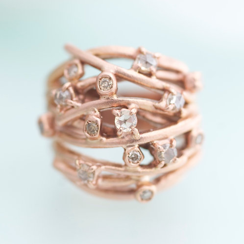 Ring Cristy Rose