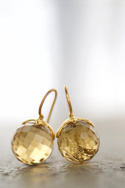 Earrings Soft Boules