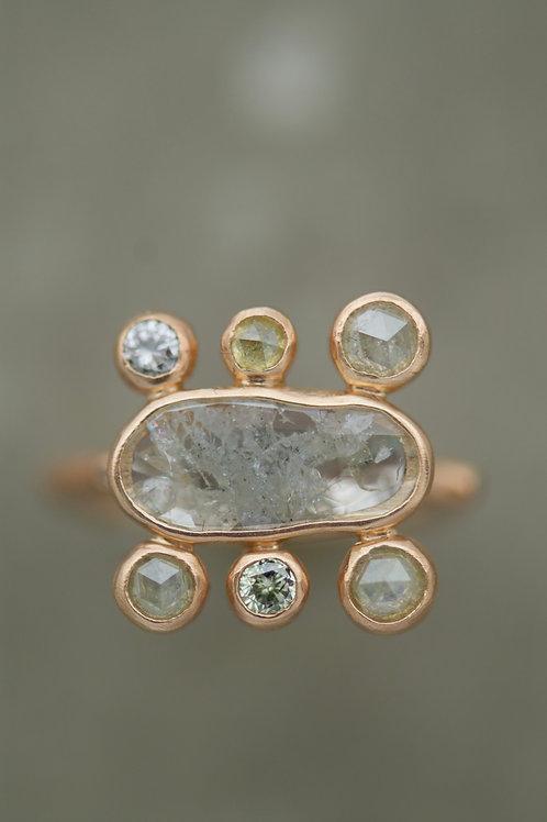 Ring Soft Diamonds