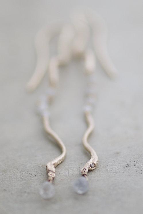 Earrings Serpentelli Allegri