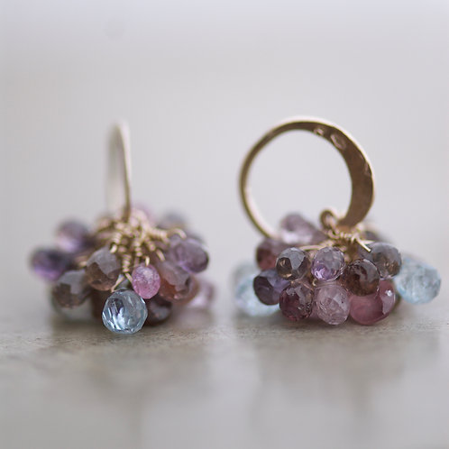 Earring Ciuffetto Ice Colors