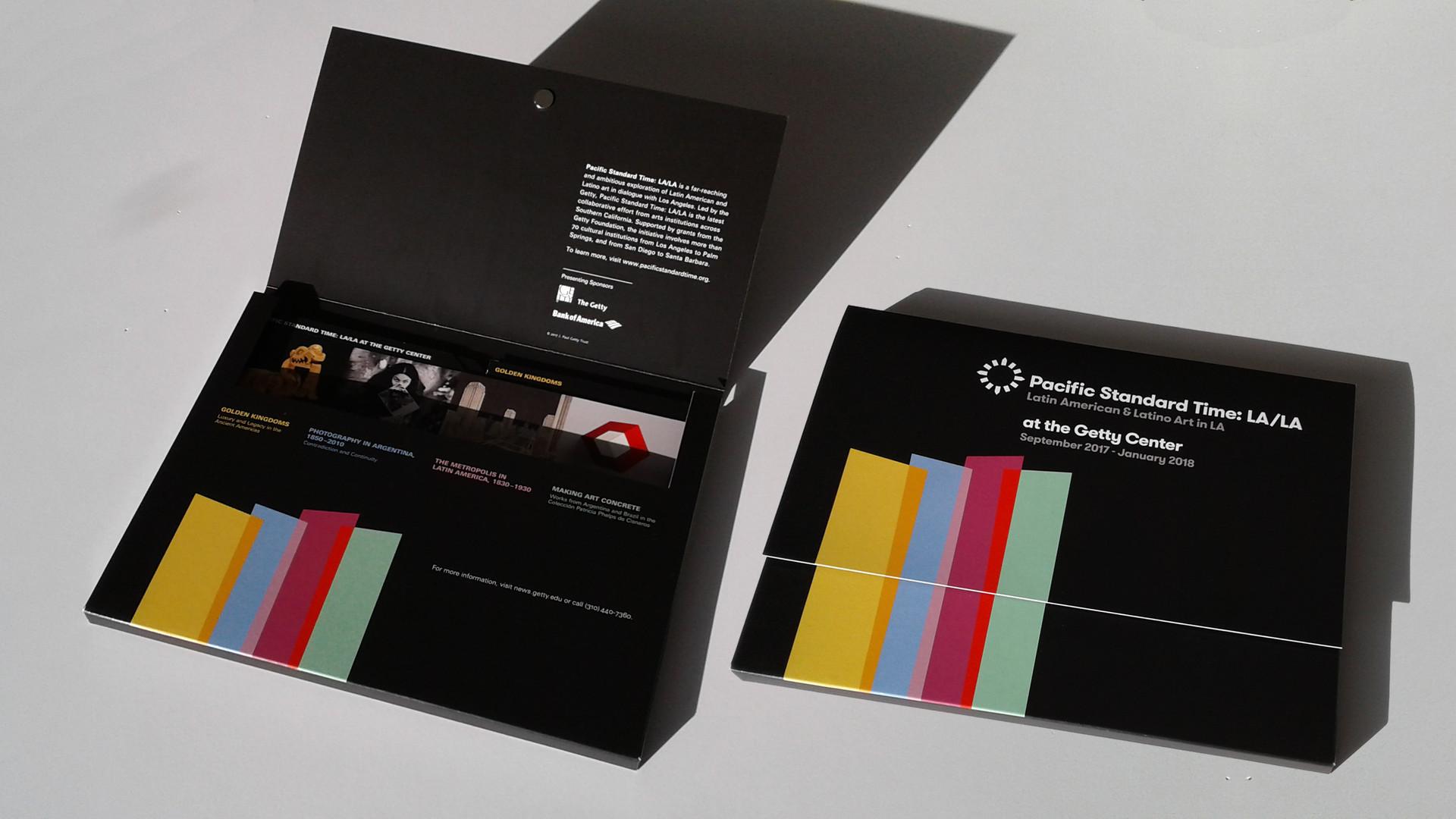 Custom Press Kit box.