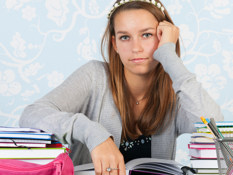 How to Organize School Paperwork - Simple Systems + Tips for Teens