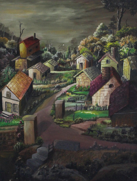 """Village"" at Camelback Gallery"