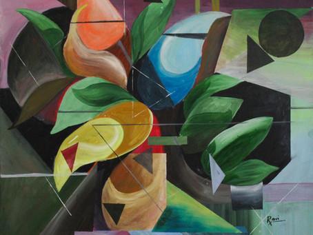 """""""Glow of Petal"""" at Las Laguna Gallery"""
