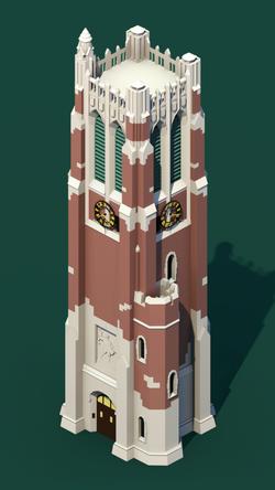 Week 14 - Beaumont Tower