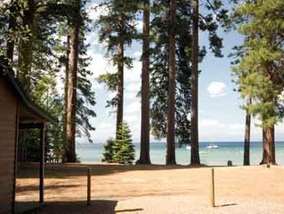 Here is a link to an article on some of the best RV Campgrounds in the Lake Tahoe Area