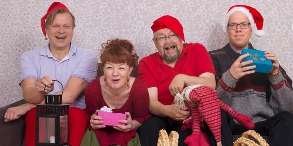 Loiskiksen joulukalenteri -konsertti