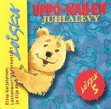upponalle_uppo_nalle_juhlalevy_loiskis_e