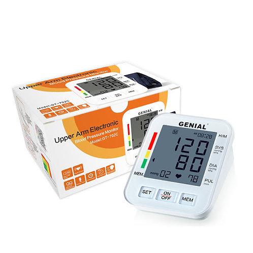 Genial Blood Pressure Monitor