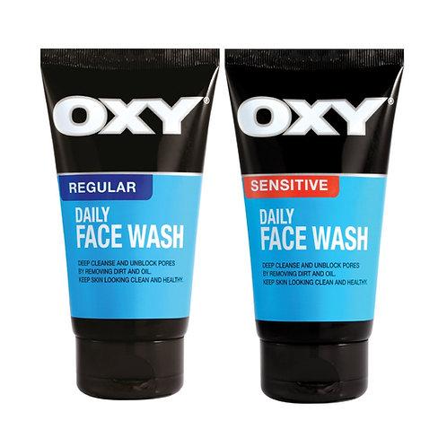 Oxy Face Wash Sensitive 375ml