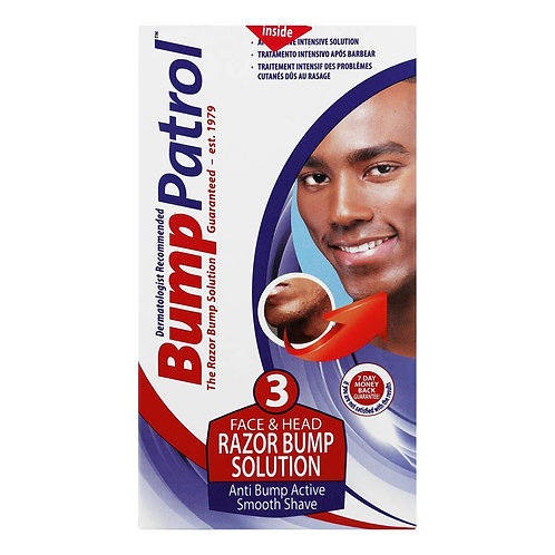 Bump Patrol After Shave