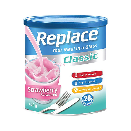 Replace Strawberry 400g