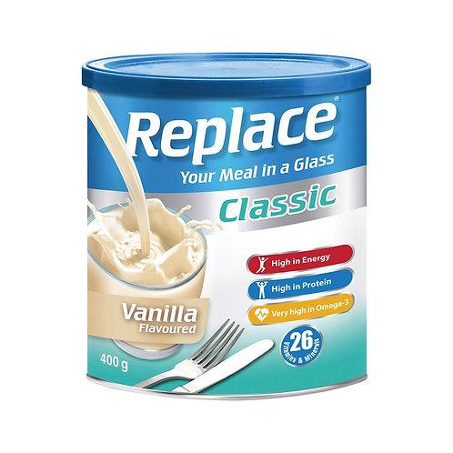 Replace Vanilla 400g