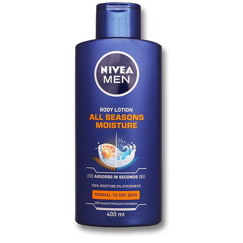 Nivea Men Body Lotion 400ml