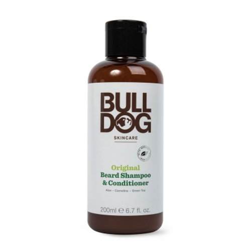 Bull Dog  Beard Shampoo & Conditioner 200ml