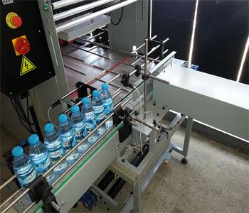 bottles shrink packaging