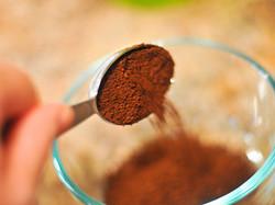powder coffee toz kahve
