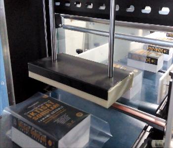 Books Packaging Machine