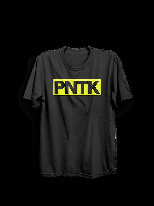 "T-Shirt ""Logo"", schwarz"