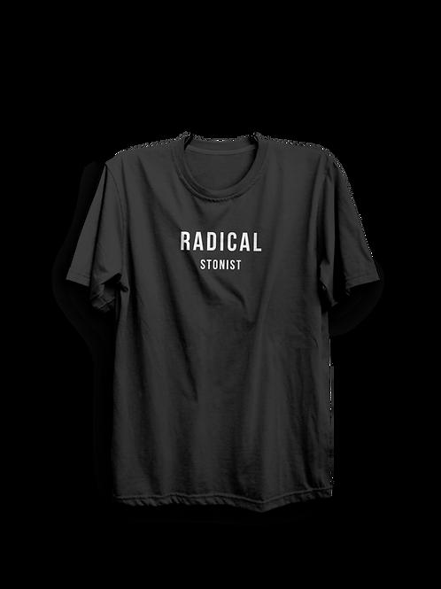 "T-Shirt ""Radical Stonist"""