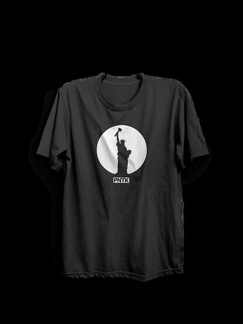 "T-Shirt ""Statue of Work"""