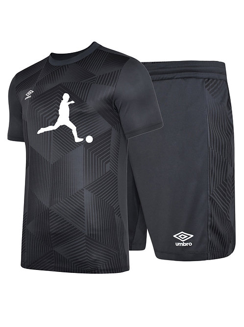 "Umbro Kids Training Maximum Kit Set ""Player"", black"
