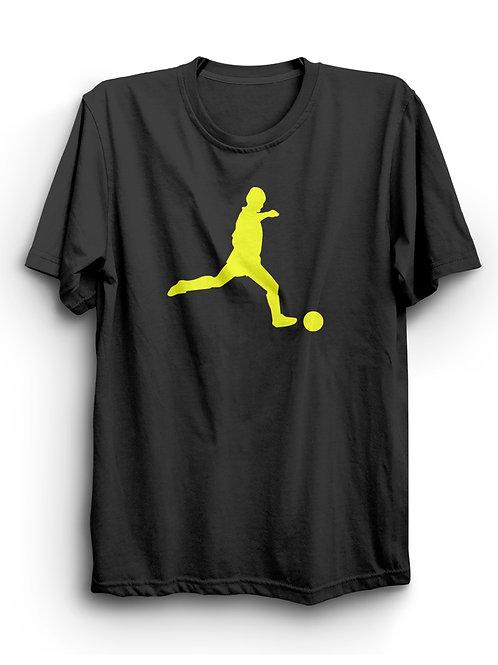 "Kids Fashion Shirt ""Big Player"", black"