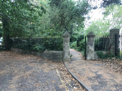 St.Peters Churchyard Bournemouth