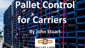 Pallet control for carriers