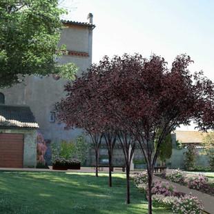 Residenza privata, Roma 2021