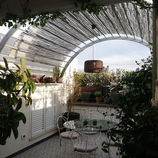 Cozy Terrace, Roma, 2016
