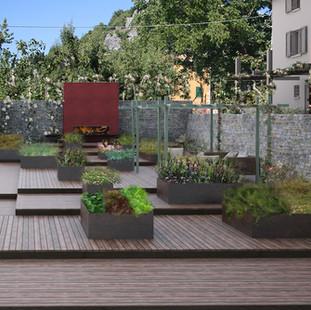 Garden of the Ancient Fruits, Pennabilli (Rimini), 2014
