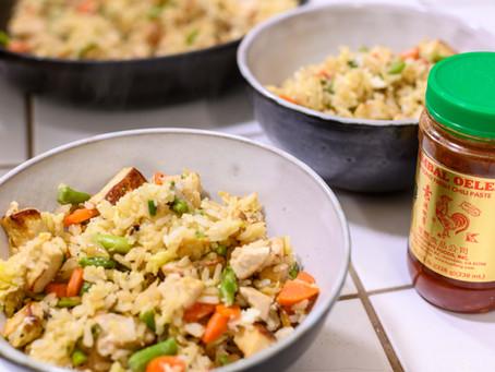 Recipe: Refrigerator Safari Fried Rice