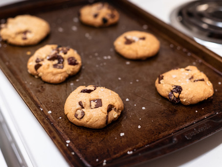 Recipe: Old Fashioned Cherry Chocolate Chip Cookies