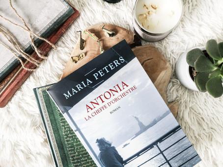ANTONIA LA CHEFFE D'ORCHESTRE