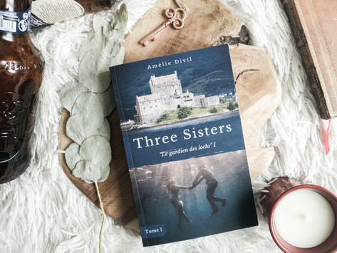 THREE SISTERS - Tome 1