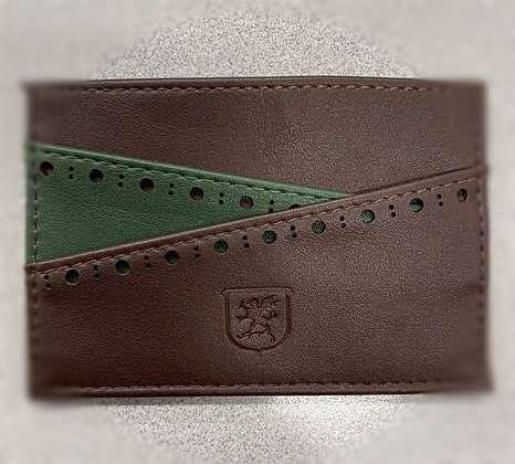 Stacy Adams - front pocket wallet olive