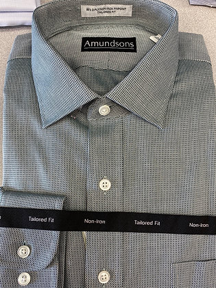 Amundsons - Pine all cotton wrinkle free