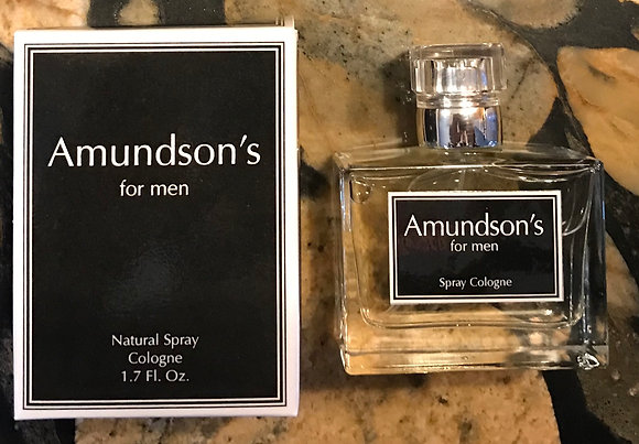Amundsons - private label cologne